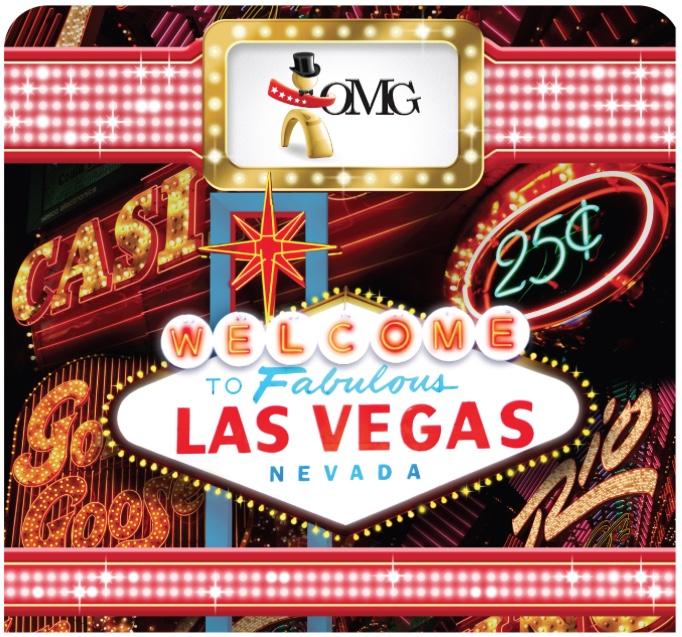 Vegas Theme Wall